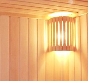 Освещение для саун